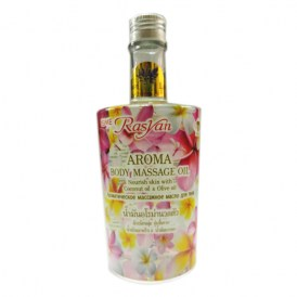 Aroma Body massage oil coconut&Olive oil Lemongrass